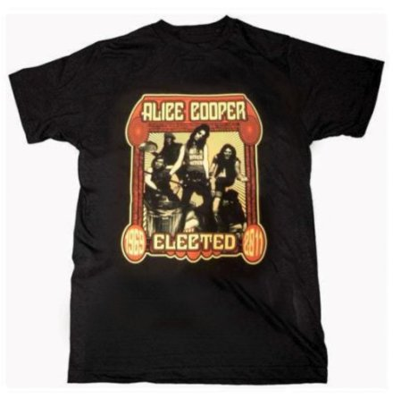 T-Shirt - Elected Band