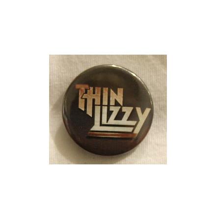Thin Lizzy - Logo - Badge
