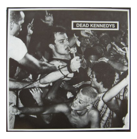 LP - Dead Kennedys - Live In Germany 1982
