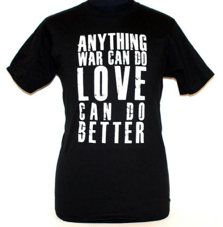 T-Shirt - Love Do Better