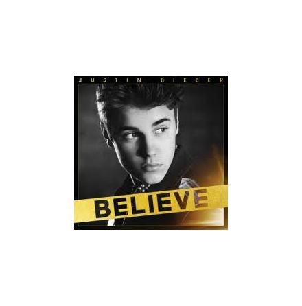CD - Bieber Justin - Believe