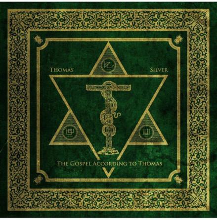 LP Thomas Silver - The Gospel Gold Vinyl Ltd 150 ex