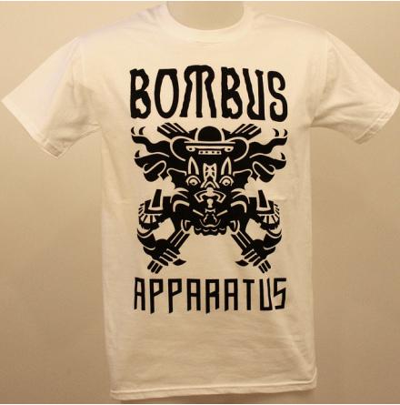 T-Shirt - Apparatus - Vit