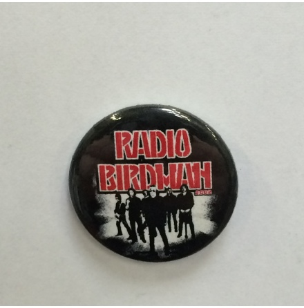 Radio Birdman - Badge