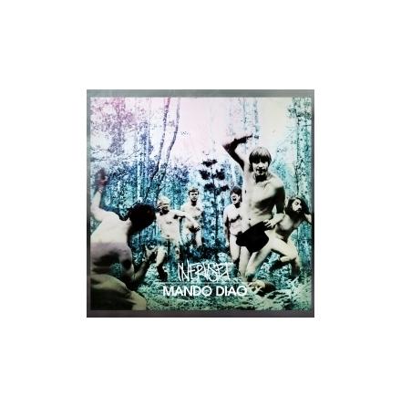 CD - Mando Diao - Infruset