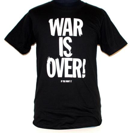 T-Shirt - War Is Over