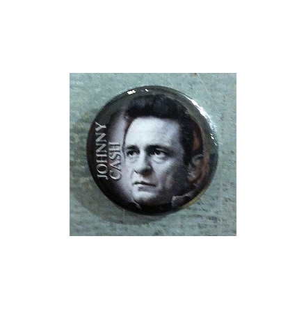 Johnny Cash - R.I.P - Badge