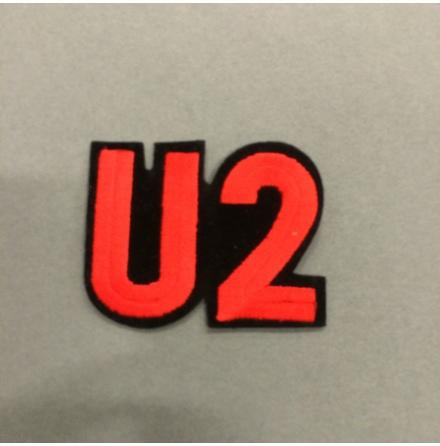 U2 - U2 Logo - Tygmärke