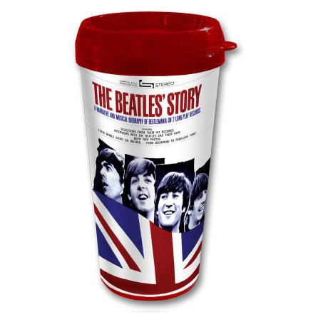 Beatles - Story - Travel Mugg