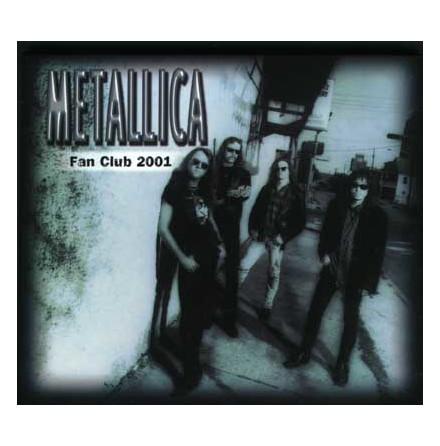 CD - Fan Club 2001