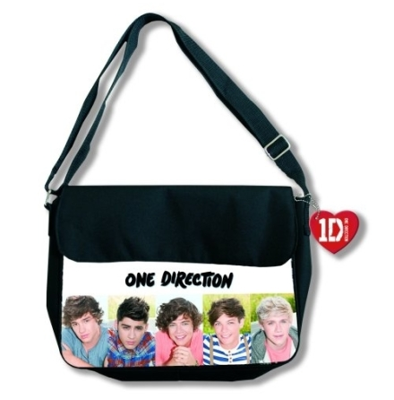 One Direction - 5 Head Shots Messenger Bag