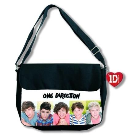 One Direction - 5 Head Shots Messenger Bag