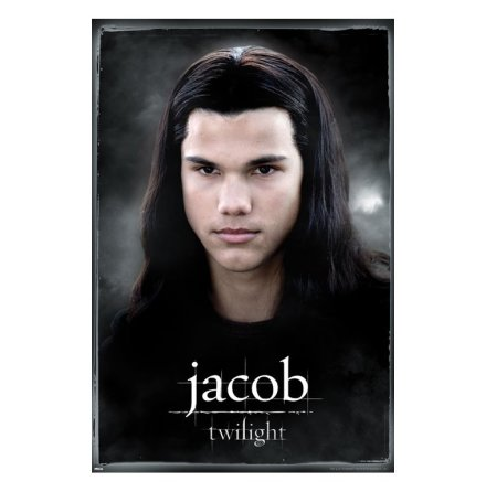 Poster - Twilight - Jacob