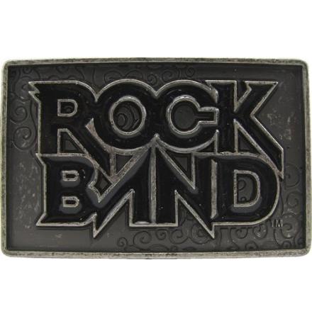 Rock Band - Belt Buckel