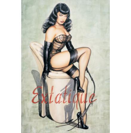 Extatique - Poster
