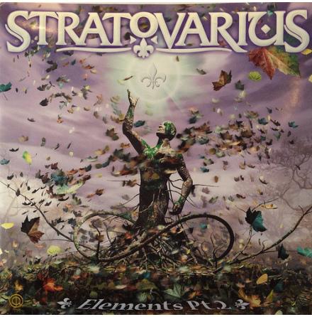 Klistermärke - Stratovarius