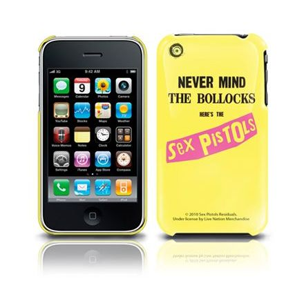 Sex Pistols - IPhone Cover 3g