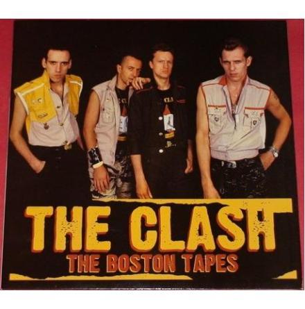 LP - The Clash - The Boston Tapes