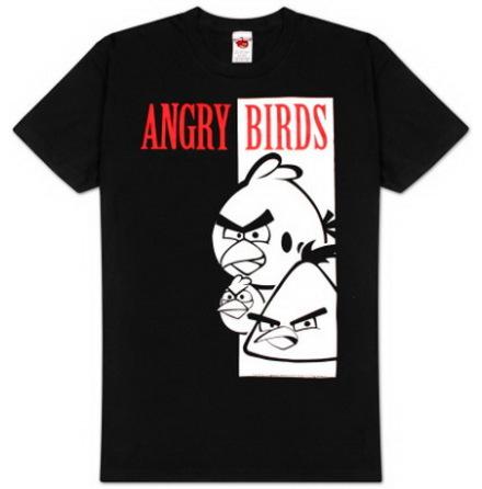 T-Shirt - Bird Face