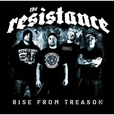 CD-singel - The Resistance - Rise From Treason