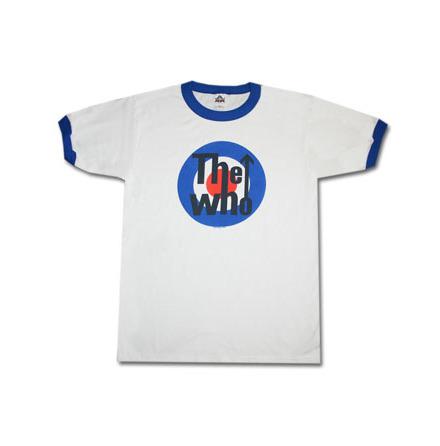 T-Shirt - Bullseye Ringer