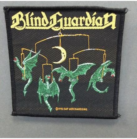 Blind Guardiab - Dragons - Tygmärke