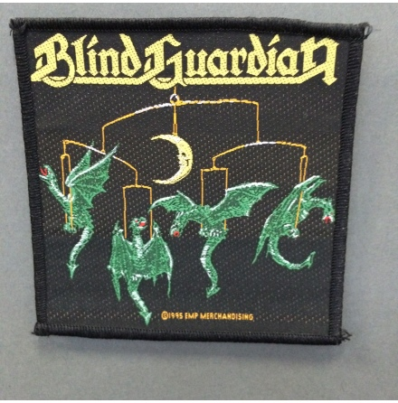 Blind Guardiab - Dragons - Tygmärke