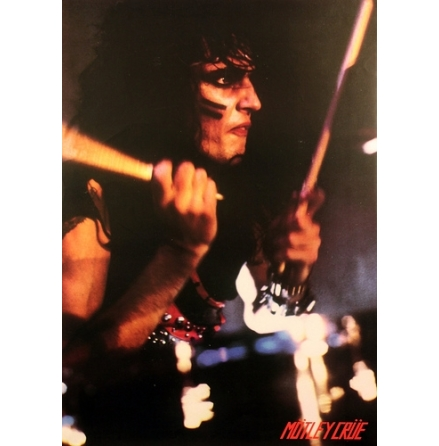 Poster - Tommy Lee