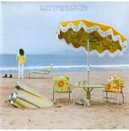 LP - Neil Young - On The Beach
