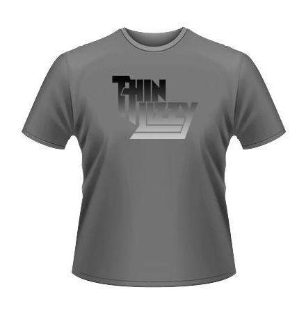 T-Shirt - Gradient Logo Grey