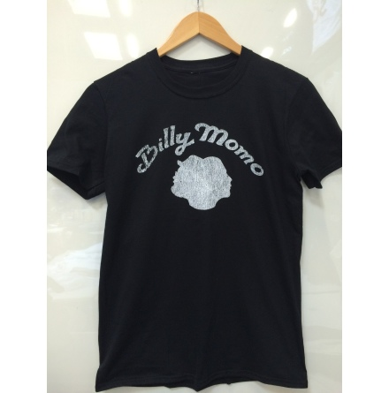 T--Shirt - Billy Momo Logo