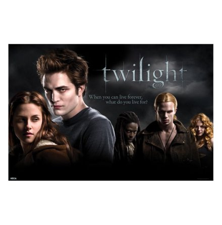 Poster - Twilight - Quad