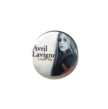 Avril Lavigne - Badge
