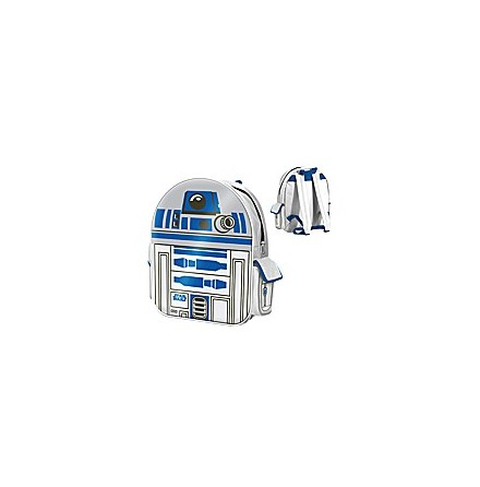 Star Wars Children's Backpack R2-d2 Back Pack 13.5 liters