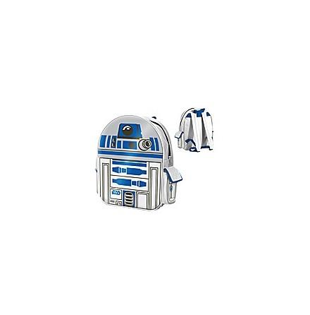 Star Wars Children's Backpack R2-d2 Back Pack 13.5 liters