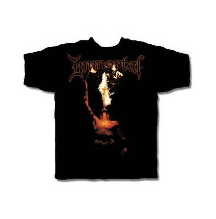 T-Shirt - Breathing Fire