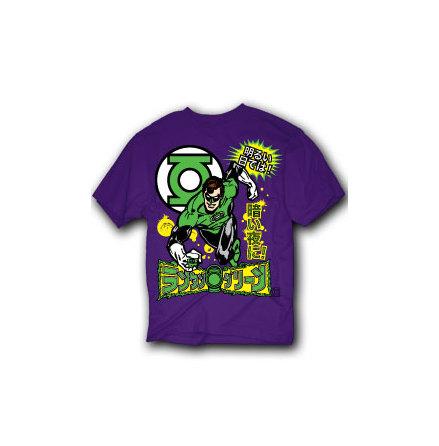T-Shirt - Green Lantern - Japanese