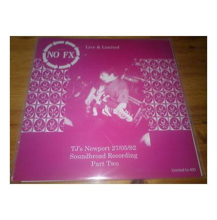 LP - NOFX - Live & Limited Part Two