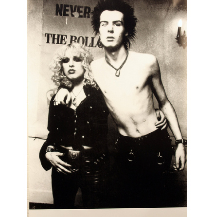 Sex Pistols - Sid & Nancy -  Poster