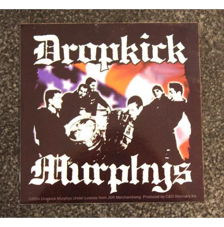 Dropkick Murphys - Klistermärke