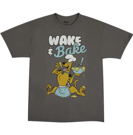 T-Shirt - Wake & Bake
