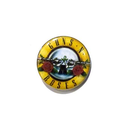 Guns N Roses - pistol - Badge