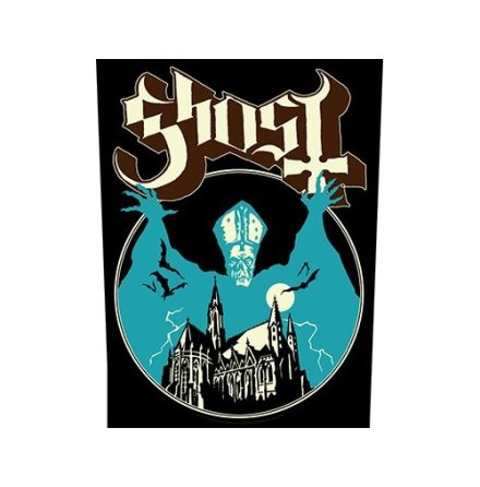 Ghost Back Patch: Opus Eponymous