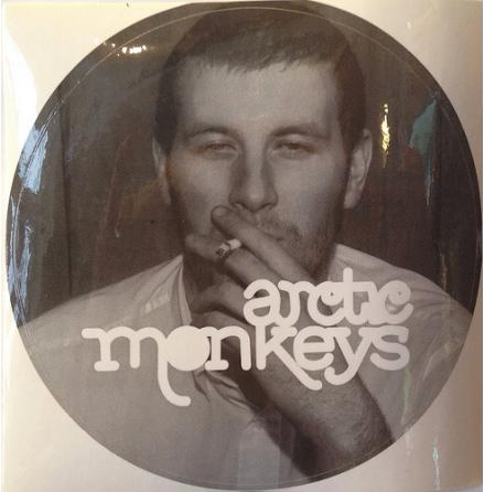 Klistermärke - Arctic Monkeys