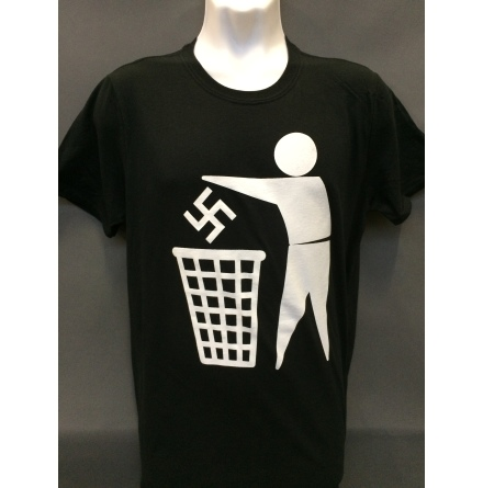 T-Shirt - Rasism, Nej Tack!