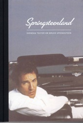 Springsteenland - Bok