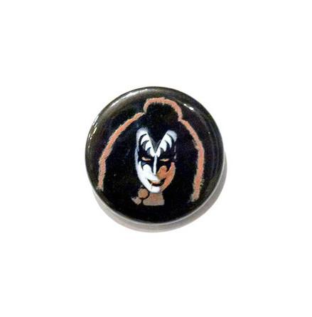 Kiss - Gene - Badge