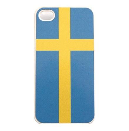 Flagga Sverige - IPhone Cover 4/4S