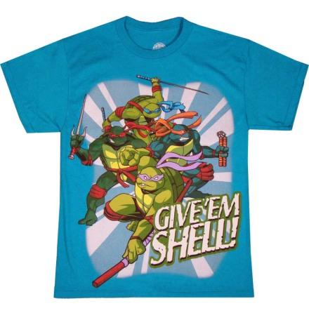 T-Shirt - Give em