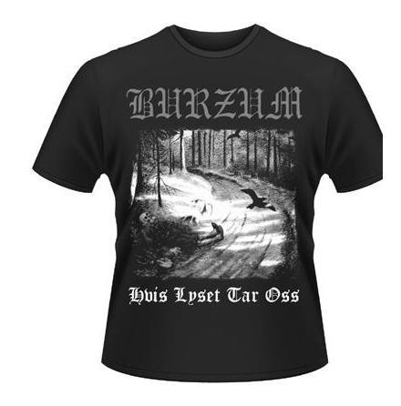 T-Shirt - Hvis Lyset Tar Oss